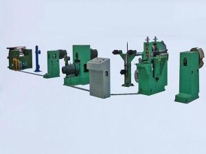 FCW Metal Sheet Coil Slitting Production Line