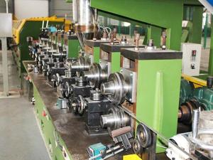 Flux Cored Wire Roll Forming Machine