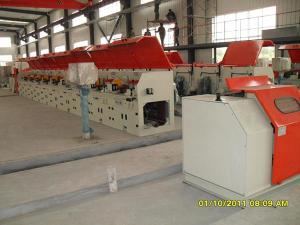 Flux Core Welding Wire Drawing Machine