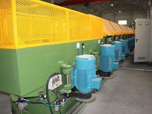 Carbon Steel Wire Production Line