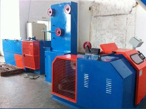 High Carbon Steel Wire Drawing Annealing Line