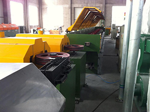 Fine Stainless Steel Wire Drawing Machine
