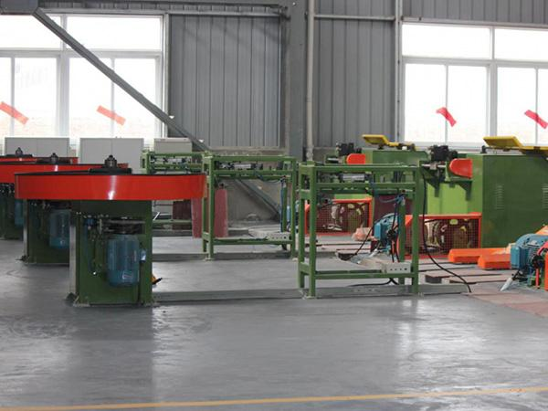 FCW Steel Coil Recoiling Production Line