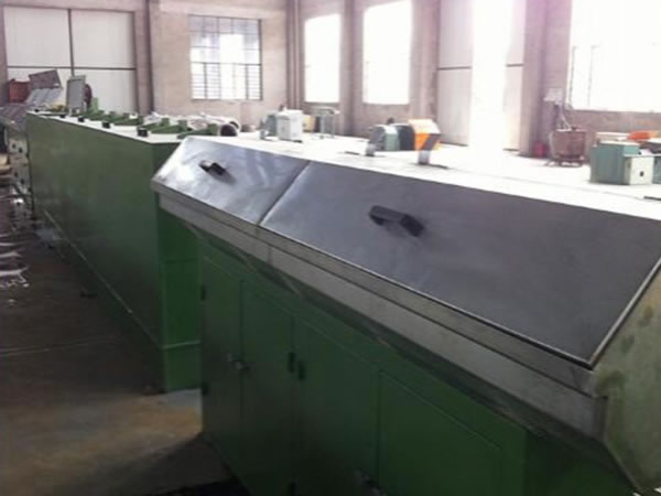 Gas Metal Arc Welding Wire Processing Equipment